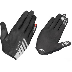 GripGrab Racing Long Cycling Gloves Black